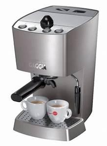 Kaffeemaschinen Test 2012 : gaggia ri9302 01 siebtr ger espresso silber test ~ Michelbontemps.com Haus und Dekorationen