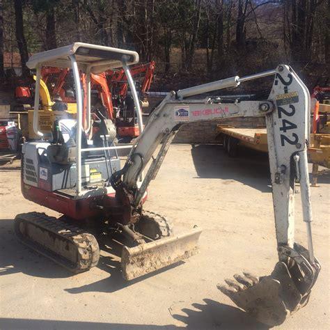 mini excavator takeuchi tb  sale