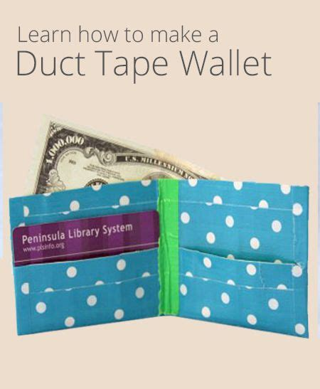 how to make a duct wallet 17 best images about duct tape on pinterest swirls minis and bags