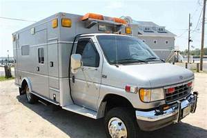 Ford E350  1995    Emergency  U0026 Fire Trucks