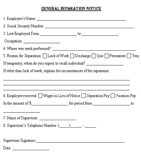 separation decree form georgia separation notice template 10 what does a divorce