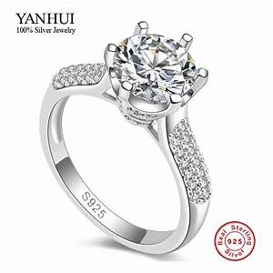 luxury pure silver wedding rings china brand jewelry sona With pure silver wedding rings