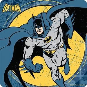 Batman Single Coaster | Batman | KitschaGoGo