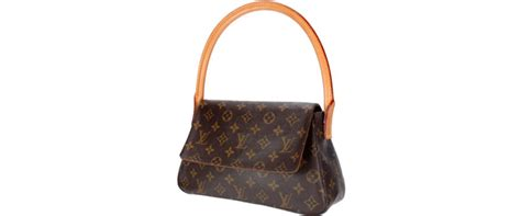 discontinued bag  louis vuitton monogram mini looping