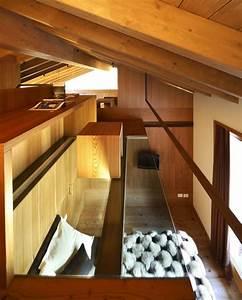 Modern Wood House By Studio Fanetti