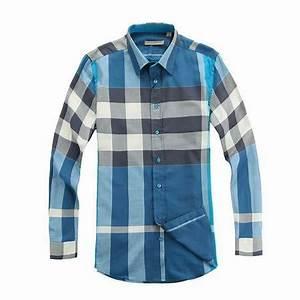 chemise tunique burberrychemise homme moins cherchemise With chemise a carreaux homme pas cher