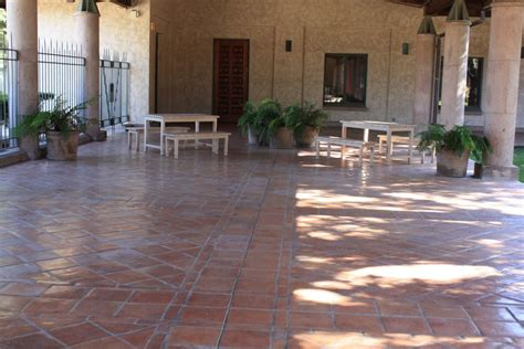 saltillo floor tile mexican home decor gallery mission