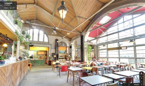 restaurant porte de clignancourt 100 images la recyclerie caf 233 restaurant porte de