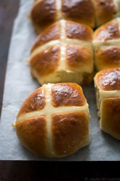 recette de cuisine anglais recette cross buns petits pains anglais de pâques