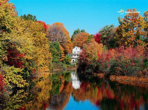 scenery wallpaper fonds d 233 cran paysage d automne qu 233 bec