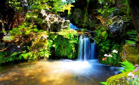 Pc Wallpaper Nature Animation - animated nature wallpapers for deskto hd wallpaper