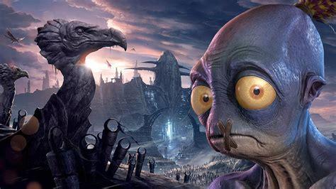 oddworld soulstorm  cinematic gameplay teaser