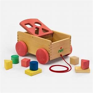 Spielzeug Für Baby 8 Monate : nic formenwagen mit 100 biologischen farben echtkind ~ Watch28wear.com Haus und Dekorationen