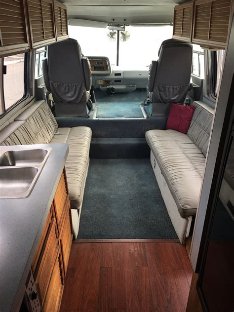 Rv Captain Chairs Craigslist by 1976 Gmc 455 26ft Motorhome For Sale In San Diego California