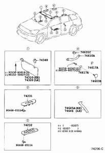 2015 Toyota Rav4 Remote Start Wiring Diagram : toyota rav4 sun visor right ivory interior body ~ A.2002-acura-tl-radio.info Haus und Dekorationen