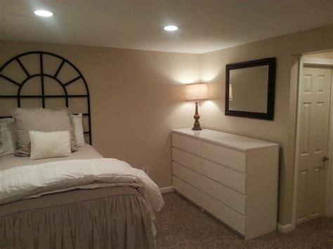 Small Basement Bedroom Idea  Ideas For The House Pinterest