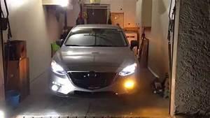 Mazda3 Fog Light Turn Signal Switchback Mod