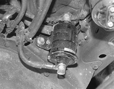 1991 S10 Fuel Filter Location by Repair Guides