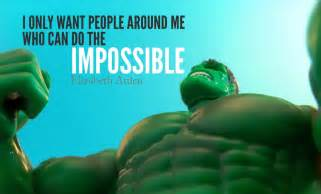 Quotes About Impossible People