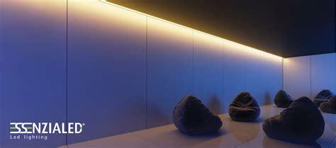 Illuminazione Per Hotel A Led Realizzata Su
