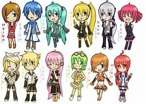 Vocaloid Girls Names   All Vocaloids   Vocaloid, Manga ...