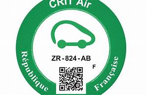 Ou Trouver La Vignette Crit Air : la vignette crit air obligatoire paris environnement ~ Medecine-chirurgie-esthetiques.com Avis de Voitures
