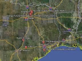 Texas Nuclear Power Plant Locations