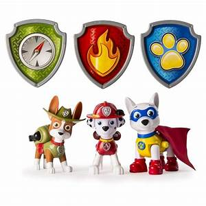 Paw Patrol Set : paw patrol action pack pups figure set tracker apollo everest 3pk patrulla canina nietos ~ Whattoseeinmadrid.com Haus und Dekorationen