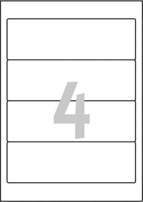 Lever Arch Filing Labels 4 Per Page Avery Templates White Lever Arch Filing Labels L4761 25 Avery