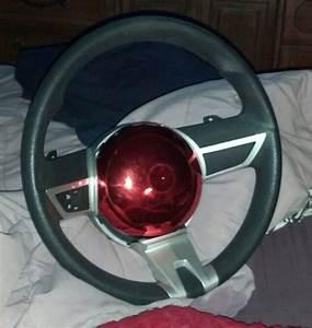 5th Gen Camaro Steering Wheel  To 6th Gen Monte Ss