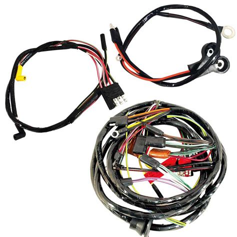 68 Mustang Wire Harnes by 1968 Ford Mustang Parts Electrical And Wiring Wiring And