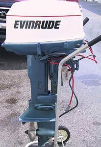 Used Evinrude 25 Hp Outboard For Sale 25hp Outboards