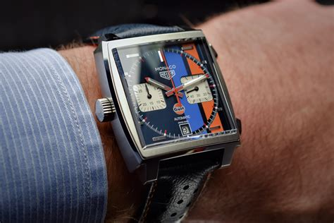 Nmax 2018 Special Edition by On Tag Heuer Monaco Gulf 2018 Special Edition