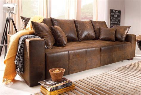 home affaire big sofa 187 miguel 171 mit federkern otto