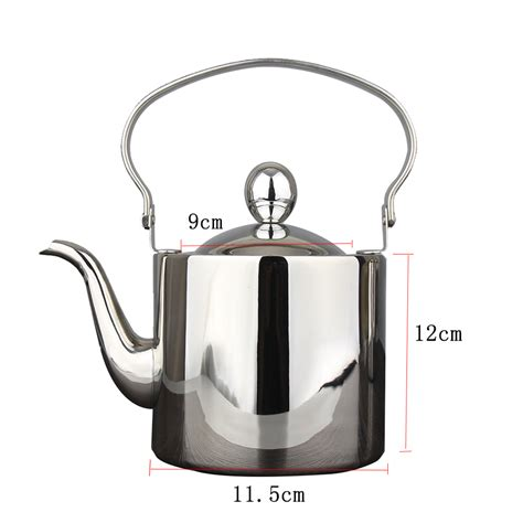 induction teapot stove kettle tea stovetop stainless steel boiling sell