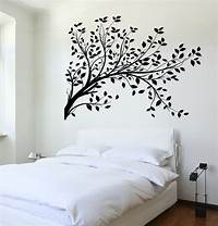 interesting bedroom wall decals Wall Decal Tree Branch Cool Art For Bedroom Vinyl Sticker ...