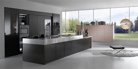 cuisine photo moderne cuisine contemporaine haut de gamme avec grand ilot centra