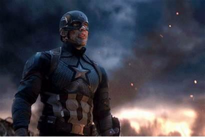 Captain America Endgame Avengers Avenger Marvel Dnd