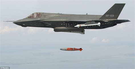 bombs  jinxed   fighter passes   weapons test     target