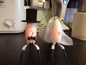 Nerdy Find of the Day: Tiniest Turrets!   nerd weddings