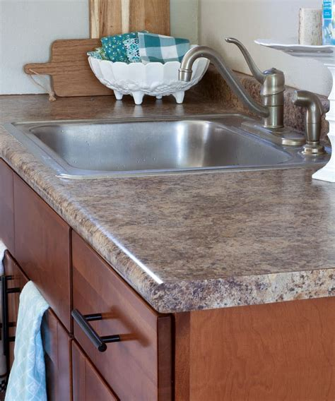 Contact Paper For Kitchen Countertops by Update Your Countertops Without Replacing Them My Wee Abode