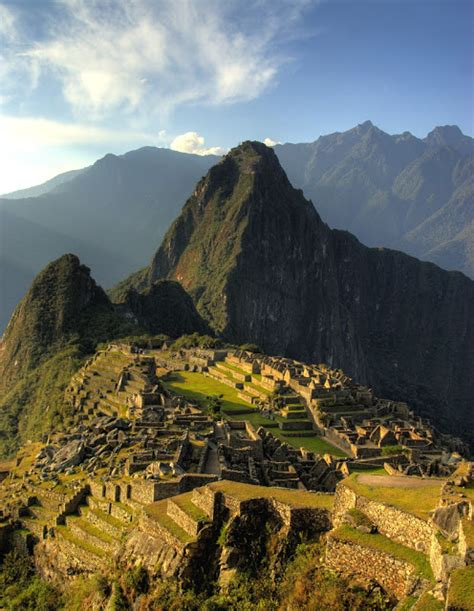 Machu Picchu One Of The Most Beautiful Place In The