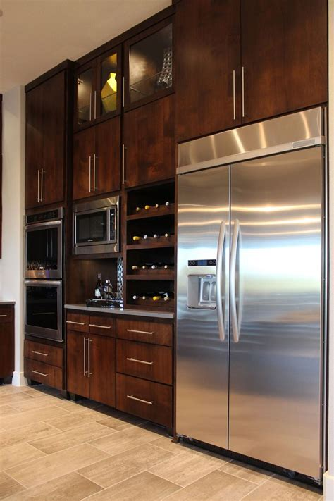 burrows cabinets kitchen  soco modern cabinet door