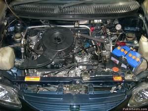 Cuore L501 Engine Ed