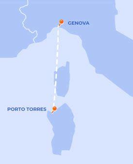 Traghetti Per Porto Torres by Traghetto Porto Torres Genova Sardegna