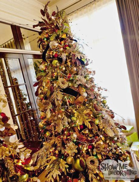 a christmas tree home tour a christmas tree for every