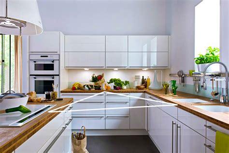 base cuisine cuisine les règles de base pour aménager sa cuisine