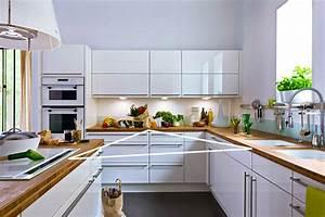 Aménagement Cuisine En U : les r gles de base pour am nager sa cuisine ~ Premium-room.com Idées de Décoration