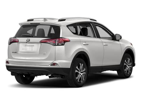 May not be combined with certain other offers. 2018 Toyota RAV4 LE AWD Pictures | NADAguides