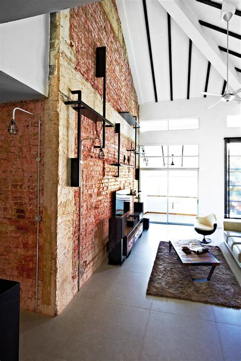 beautiful brick walls home decor singapore